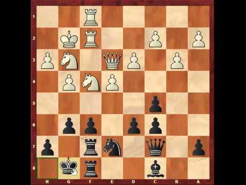 Chess: Closed Sicilian game Alexander Stripunsky 2569 - Susan Polgar 2577 http://sunday.b1u.org