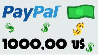 Como ganhar dinheiro 💵 no PayPal ( Método 2016)