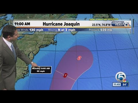 Hurricane Joaquin batters Bahamas, unleashes severe flooding