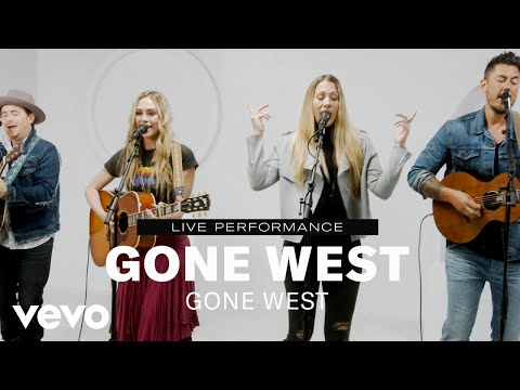 Gone West - Gone West (Live Performance) | Vevo
