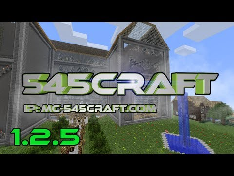 545Craft 1.2.5 Minecraft Server (Join now / 80 slots)