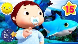 Baby Shark Dance! | Nursery Rhymes for Kids | Little Baby Bum Kids Songs | Little Baby Morning