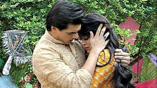 Yeh Rishta Kya Kehlata Hai - Naira Kartik Scene - 16th January 2017 On Location Shoot