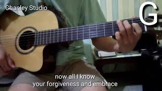 belajar gitar - worthy is the Lamb