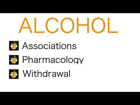High Yield Alcohol (Associations, Pharm, Path)