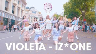 [WINNER OF DANCE COVER CONTEST] IZ*ONE (아이즈원) - 비올레타 (Violeta) B-Wild From Vietnam [KPOP IN PUBLIC]