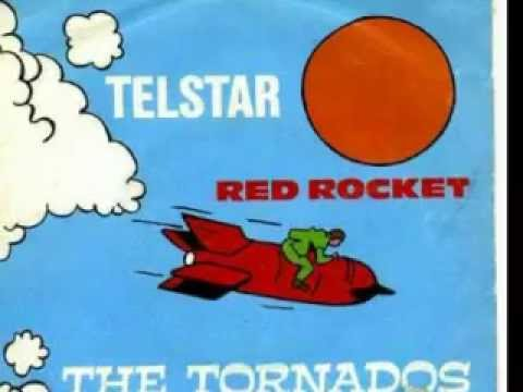 Red Rocket - Gemini (The Original Tornados) - 1975 Remix