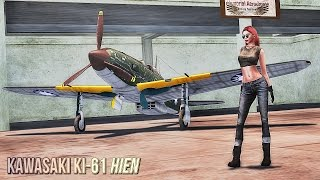 Kawasaki Ki 61 Hien Teaser