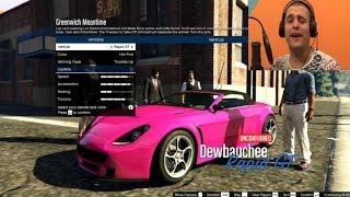 OBRIJANE NOGE! GTA V Online Trke w/Mudja ep.6 [Srpski Gameplay] ☆ SerbianGamesBL ☆