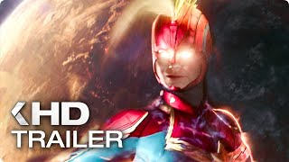 CAPTAIN MARVEL Trailer 2 (2019)