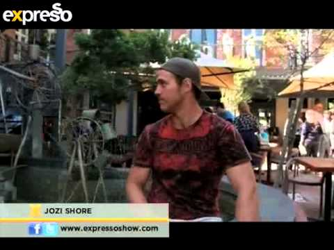 Interview with the crew from Jozi Shore (15.4.2013)