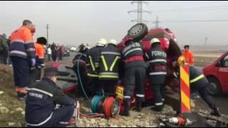 accident DN1 Santimbru5