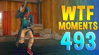 PUBG Daily Funny WTF Moments Highlights Ep 493