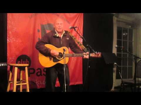 Higher And Higher(Jackie Wilson, 1967) Cover by Jim Waugh;Club Passim,Cambridge,MA, 9/2/14