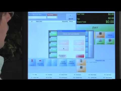 Cash Register Express Cre General Cashiering Youtube
