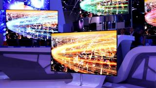 Samsung Super OLED Ultimate TV CES 2012