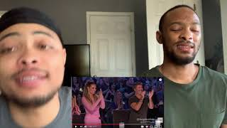 Angelica Hale: Two Time Golden Buzzer Singer STUNS The Judges - AGT: The Champions (REACTION)
