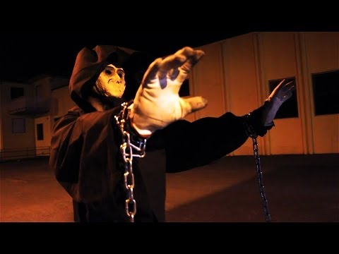 Telekinetic Priest Attack Scare Prank!