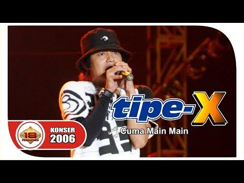 SERuU Bangettt ...!!! 'TIPE-X' Cuma Main Main (Live Konser KOTA SANGGAU 29 JULI 2006)