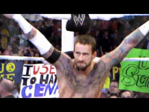 CM Punk 11th Titantron + Theme - This Fire Burns (HD)