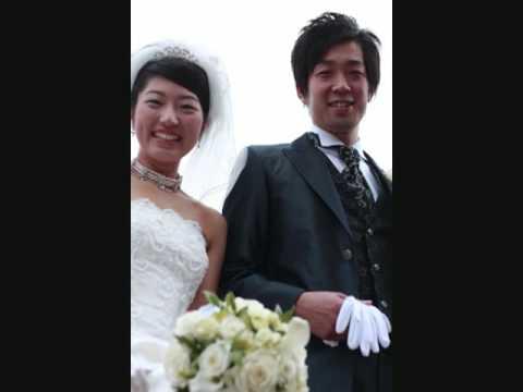 ■■結婚式スライドショー■■c&k続→60億分の1■■