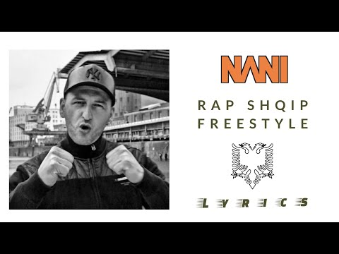 Nani Style - Rap Shqip Freestyle @ Home