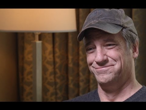 Dirty Jobs  Mike Rowe on the High Cost of College (Full Interview)
