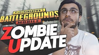 PUBG MOBILE LIVE: ZOMBIES UPDATE KAHA HAI? | NEW UPDATE | RESIDENT EVIL