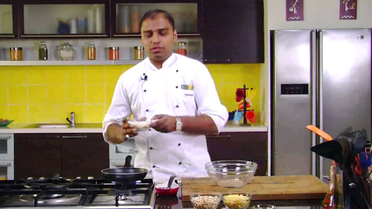 how to make panna cotta by sanjeev kapoor