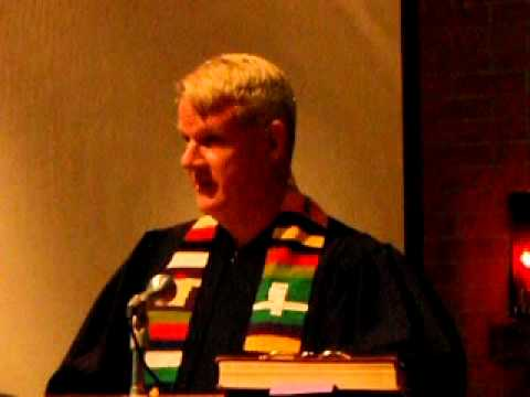 Amazing Grace - Presbyterian Church USA Pastor Walter Dinkins