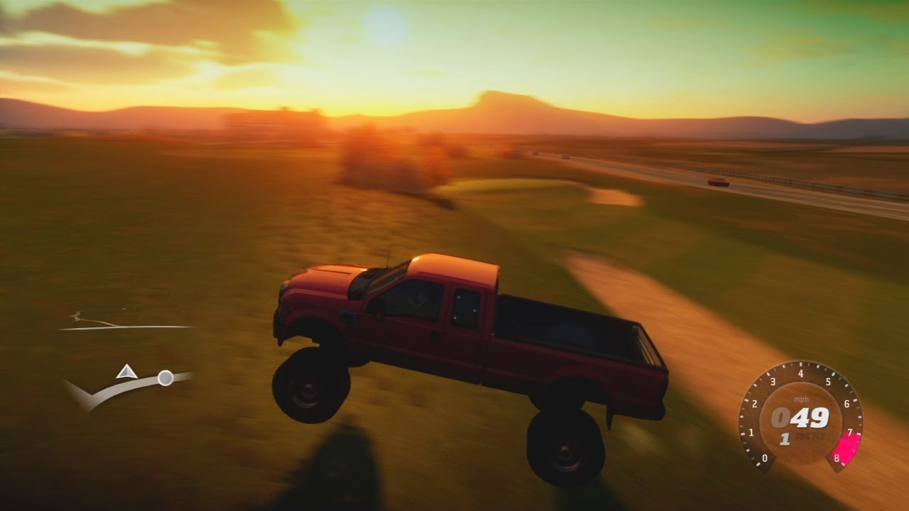 Ford Shelby Truck >> FORZA HORIZON MOD: FORD F-350 MONSTER TRUCK! - YouTube