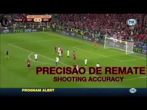 André Gomes, the 15 million euros wonderboy // UEFA LEAGUE FINAL Benfica vs Sevilla