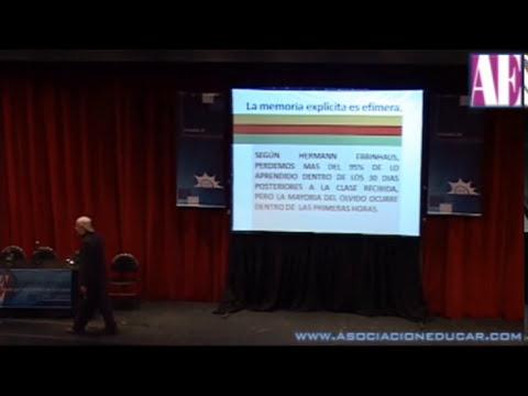 Recordando la Memoria I. Dr. Nse. Carlos A. Logatt Grabner. Neurociencias