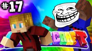 PRANKING LACHLAN! - Minecraft CRAZIER CRAFT #17 - (New Crazy Craft)