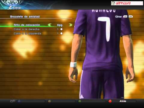 PES 2011 - Cristiano Ronaldo New Face & Boots Nike Mercurial Superfly III 2011 + Download