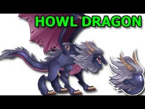 Howl Dragon City Breeding