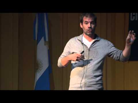 Diseño sin fines de lucro: Pablo Acuña at TEDxUBA