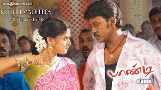 Kuthu Madhippa - Whatsapp Status | Pandi Tamil Movie | Srikanth Deva | Raghava Lawrence | 1