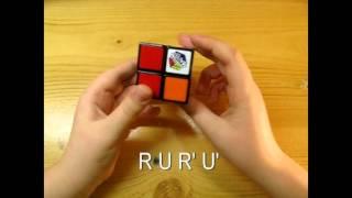 Jak ułożyć kostkę rubika 2x2 metoda podstawowa (LBL)