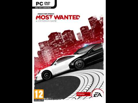 Need For Speed Most Wanted 2012 Soundtrack - Muse - Butterflies And Hurricanes