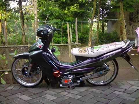 Modifikasi Motor Ceper Indonesia Modifikasi Motor Indonesia