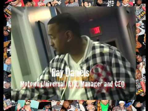 BackStage Pass THE SHOW tours THE ARTIST FACTORY with Motown Universal A/R Ray Daniels (FULL TOUR)