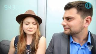 21 Questions with Hera Hilmar