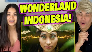 Download lagu FIRST TIME REACTING to WONDERLAND INDONESIA by Alffy Rev (ft. Novia Bachmid)