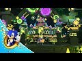 Lagu Sonic Forces - Casino Forest Gameplay