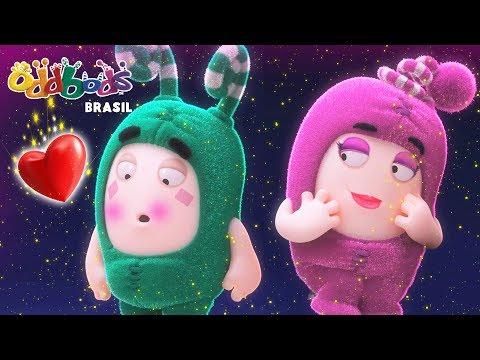 Oddbods | Coisas de Meninos e Meninas | Mini Filme Animado