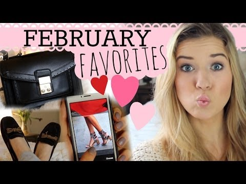 February Favorites: Makeup, Movies, App, Book & MORE!