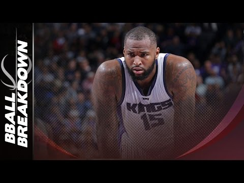 DeMarcus Cousins Ridiculous 55 Point Game