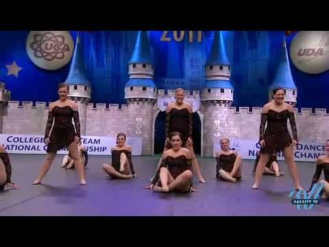 UDA College Nationals 2011: University of Minnesota Division IA Jazz Champions