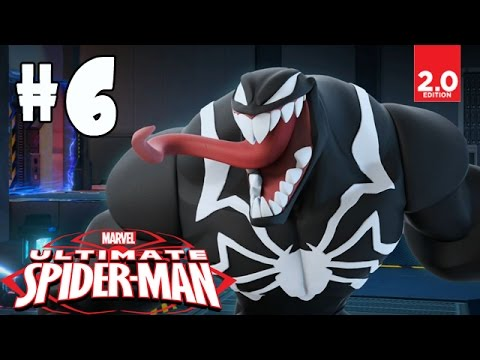Ultimate Spider-man - Part 6 (the Sound Of Safety, Agents Of Goblin) Disney Infinity 2.0 video